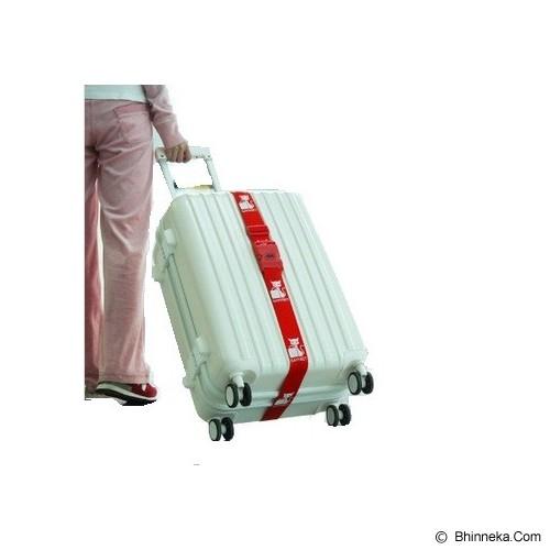LTISHOP Luggage Belt - Cat - Cover Bag / Pelindung Tas