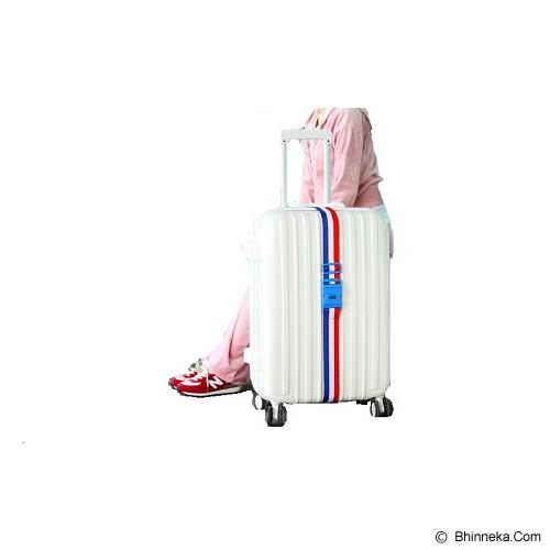 LTISHOP Luggage Belt - France - Cover Bag/Pelindung Tas