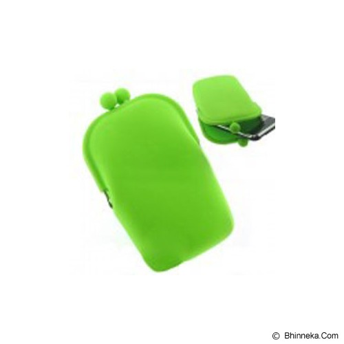 LTISHOP Pouch [DS061] - Lime Green - Sarung Handphone / Pouch
