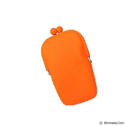 LTISHOP Pouch [DS061] - Orange - Sarung Handphone / Pouch
