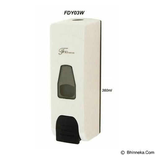 LUFTAN SHOP Dispenser Sabun [FDY03W] (Merchant) - Tempat Sabun Cair