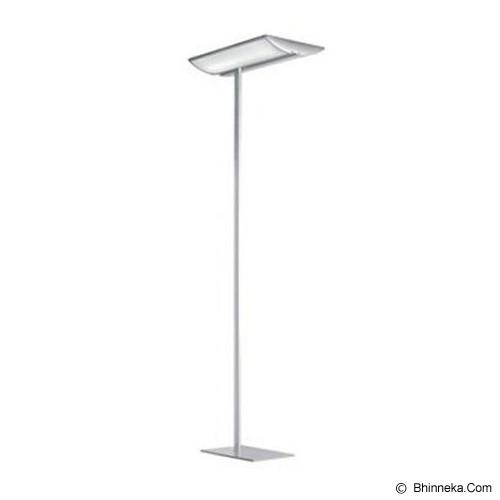LUMBENCY Lampu Berdiri [A215LSPL255A] - Silver Grey - Lampu Berdiri