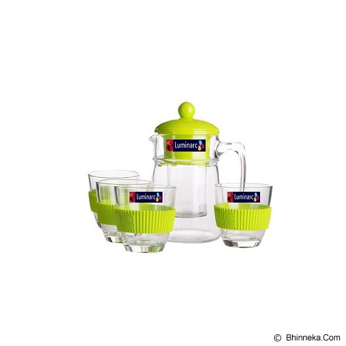 LUMINARC Tea Set Kone Anis [J3642] - Gelas