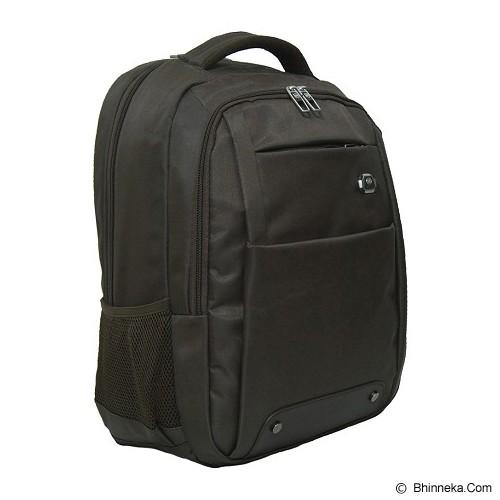 NAVY CLUB Backpack Comp [8119] - Coffee - Notebook Backpack
