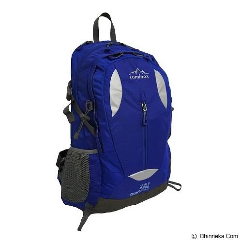 LUMINOX Hiking Backpack 30L [5025] - Blue - Tas Carrier/Rucksack