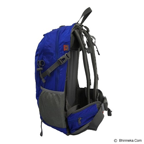LUMINOX Hiking Backpack 30L [5025] - Blue - Tas Carrier / Rucksack