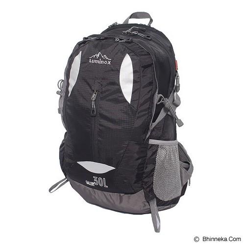 LUMINOX Hiking Backpack 30L [5025] - Hitam - Tas Carrier / Rucksack