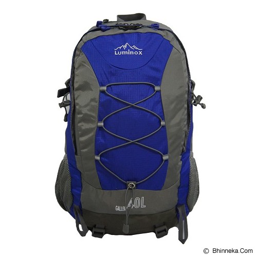 LUMINOX Hiking Backpack 40L [5026] - Blue - Tas Carrier/Rucksack