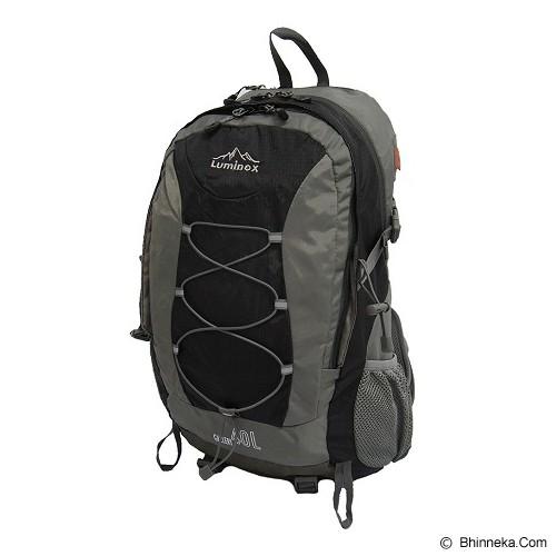 LUMINOX Hiking Backpack 40L [5026] - Hitam - Tas Carrier/Rucksack