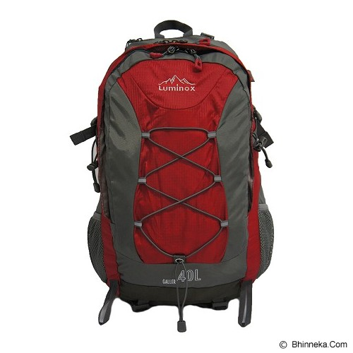 LUMINOX Hiking Backpack 40L [5026] - Red - Tas Carrier/Rucksack
