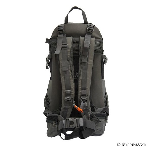 LUMINOX Hiking Backpack [5029 50L] - Black - Tas Carrier / Rucksack
