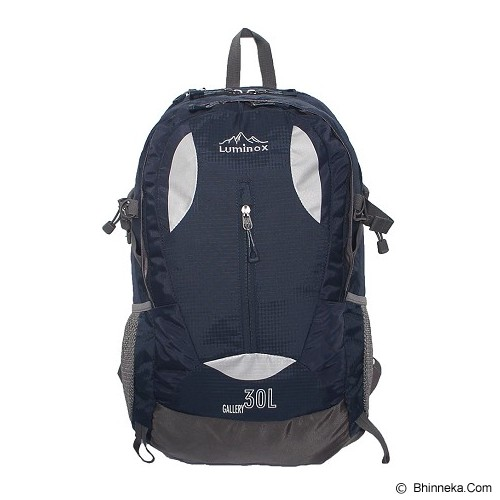 LUMINOX Hiking Backpack 30L [5025] - Navy Blue - Tas Carrier/Rucksack