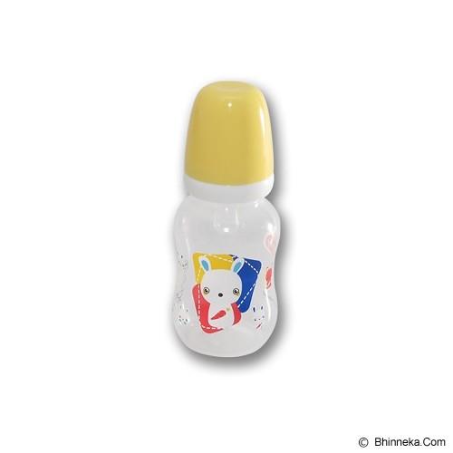 LUSTY BUNNY Baby Bottle PP 120ml - Yellow - Botol Susu