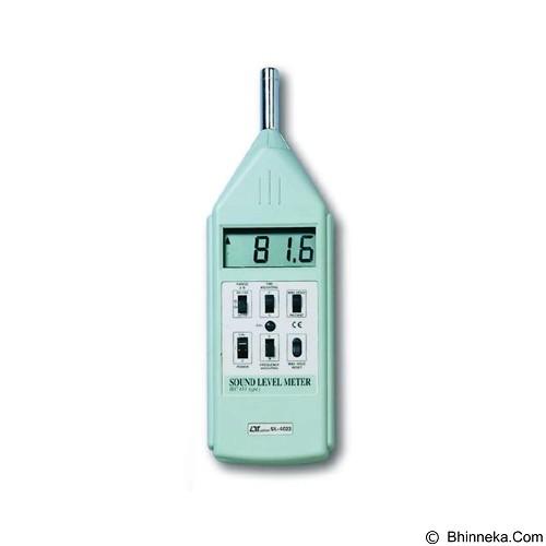 LUTRON Sound Level Meter [SL-4022] - Alat Ukur Kebisingan Suara