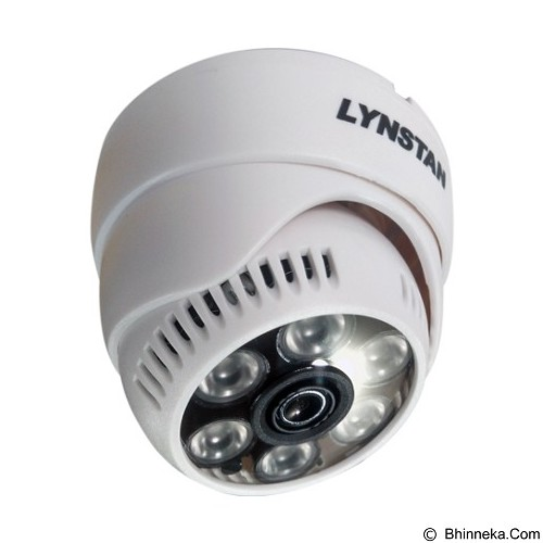 LYNSTAN 2.1 Indoor Camera [AHD1305HR] - White (Merchant - Cctv Camera