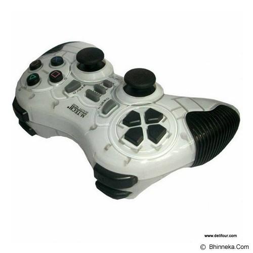 M-TECH Turbo Pad Wireless Gamepad - White (Merchant) - Gaming Pad / Joypad