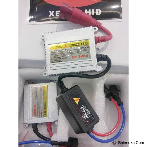 MAG HID Conversion Kit Hi/Lo H4 - 3000K - Lampu Mobil