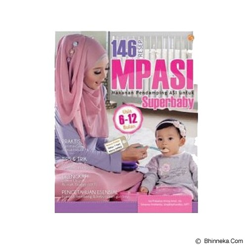MAGENTA GROUP 146 Resep MPASI Super Baby - Craft and Hobby Book