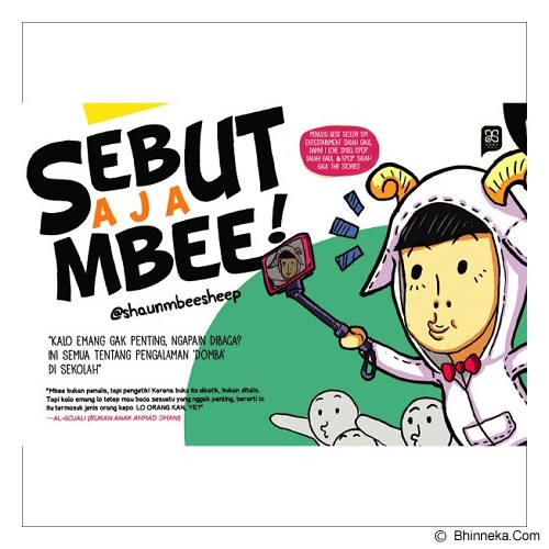 MAGENTA GROUP Sebut Saja Mbee - Craft and Hobby Book