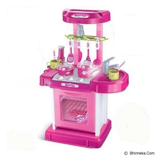 MAINAN EDUKASI Kitchen Set Koper - Mainan Masak Masakan / Kitchen Toys