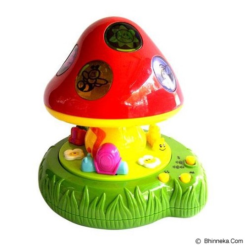 MAINAN EDUKASI Dream Time Night Lite - Lampu Meja