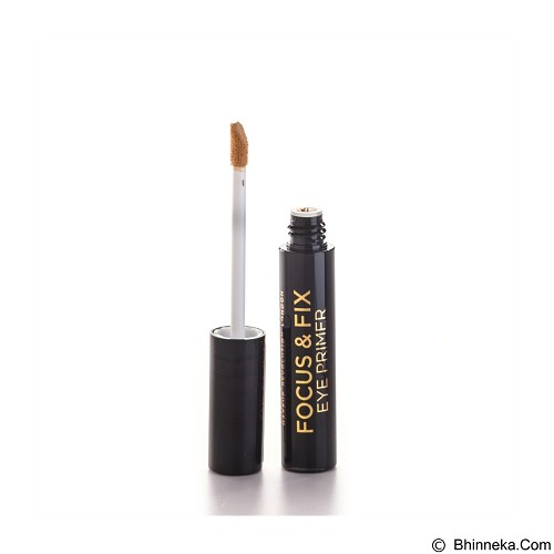 MAKEUP REVOLUTION Focus & Fix Eye Primer Brighten (Merchant) - Eye Shadow