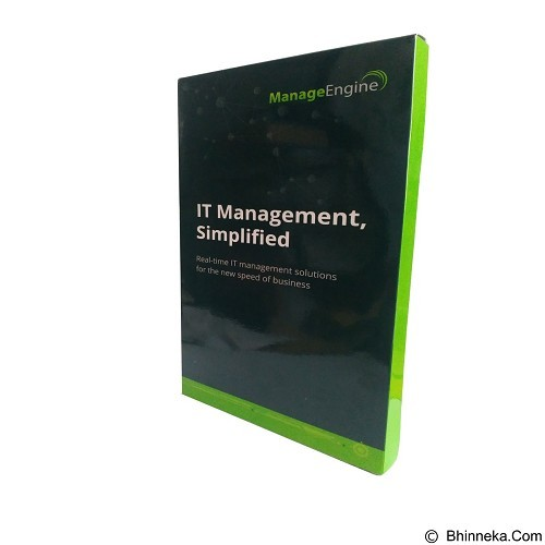 MANAGEENGINE OPMANAGER Essential 100 Devices - Software Backup and Recovery Licensing