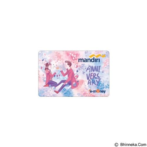 MANDIRI e-Money Anniversary 2 - E-Toll Pass