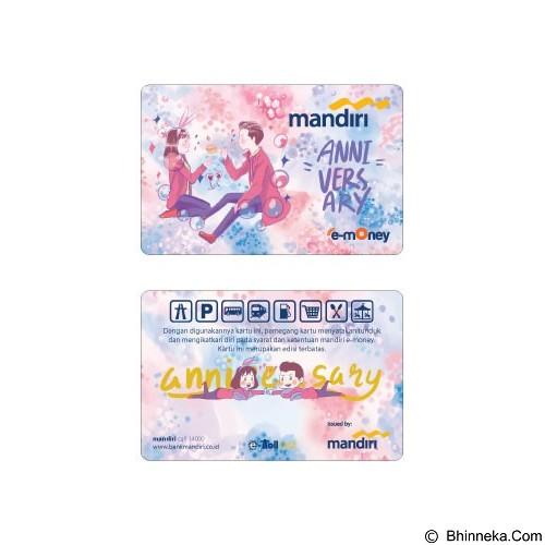 MANDIRI e-Money Anniversary 2 - E-Toll Pass