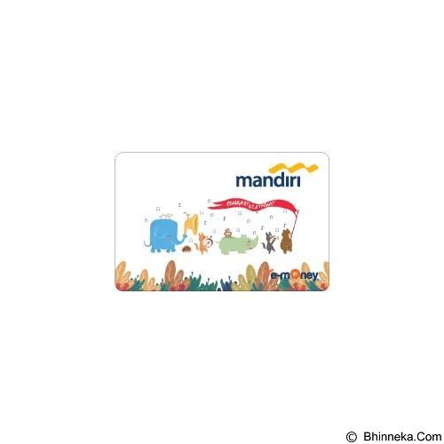 MANDIRI e-Money Congratulation 2 - E-Toll Pass
