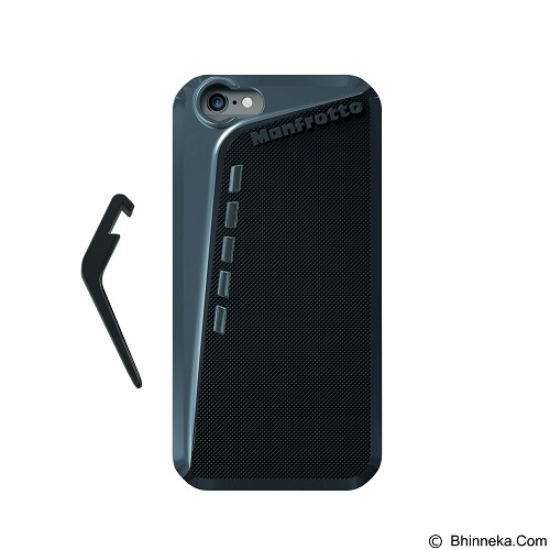 MANFROTTO Case for iPhone 6 + Kickstand [MCKLYP6-BK] - Black - Casing Handphone / Case