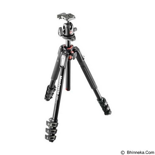 MANFROTTO Manfrotto MK190XPRO4-BH 190 Kit (Merchant) - Tripod Combo With Head