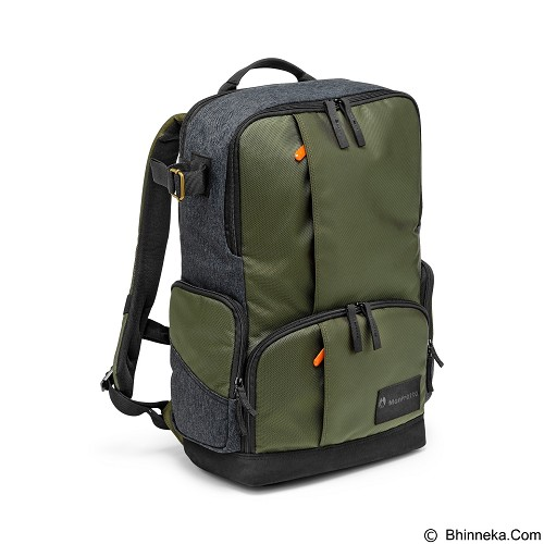 MANFROTTO Street Backpack [MB MS-BP-IGR] - Camera Shoulder Bag