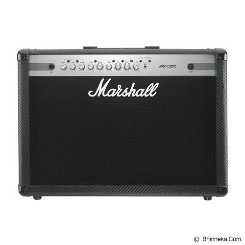 MARSHALL Guitar Amplifier [MG102CFX] - Gitar Amplifier
