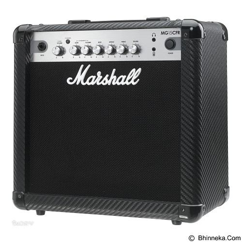 MARSHALL Guitar Amplifier [MG15CFR] - Gitar Amplifier