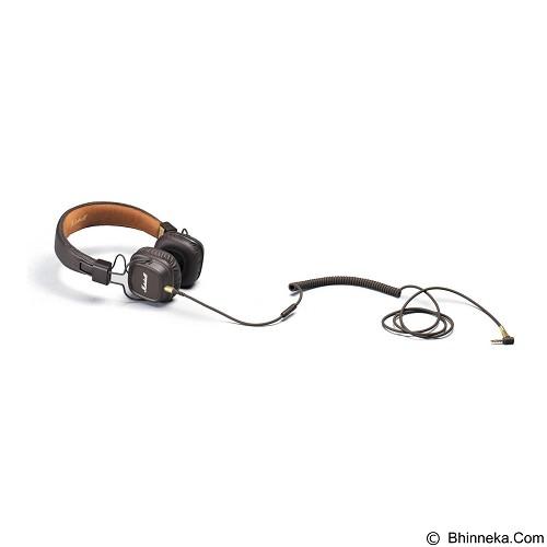 MARSHALL Major MK II [ACCS-10131] - Brown - Headphone Amplifier