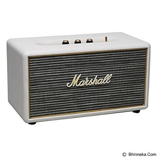 MARSHALL Stanmore EU (2015) - Cream - Speaker Bluetooth & Wireless