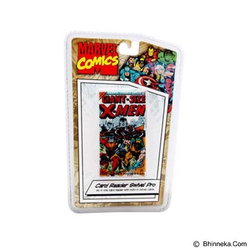 MARVEL Card Reader Pro X-Men [MV-CR-XM] - Memory Card Reader External
