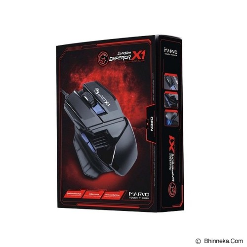 MARVO Scorpion Emperor Gaming Mouse X1 - Gaming Mouse
