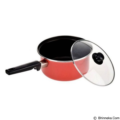 MASPION Panci Saucepan Ebonit Handle 16cm - Saucepan