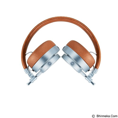 MASTER & DYNAMIC Foldable On Ear Headphones [MH30] - Brown - Headphone Full Size