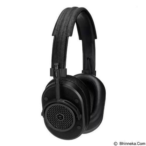 MASTER & DYNAMIC Headphone [MH 40] - Black (Merchant) - Headphone Full Size