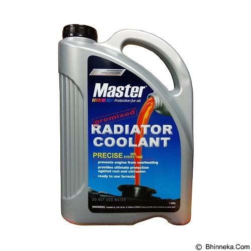 MASTER Premixed Radiator Coolant - Red - Cairan Pendingin Radiator