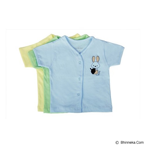 MAX AND HAZ BABY Short And Pants Set Sleeves [PairS6-1218] - Baju Bepergian/Pesta Bayi dan Anak