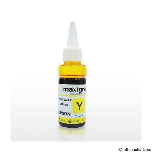 MAXIGRAPH Tinta PhotoMax L Series - Yellow (merchant) - Tinta Printer Refill