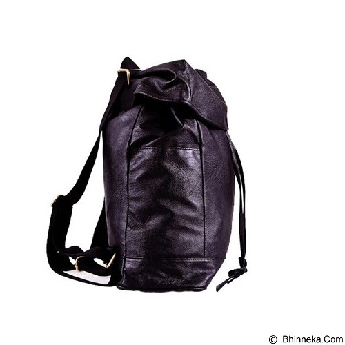 MAYONETTE Alfons Backpack [B000547/BLA/00] - Black (Merchant) - Backpack Wanita