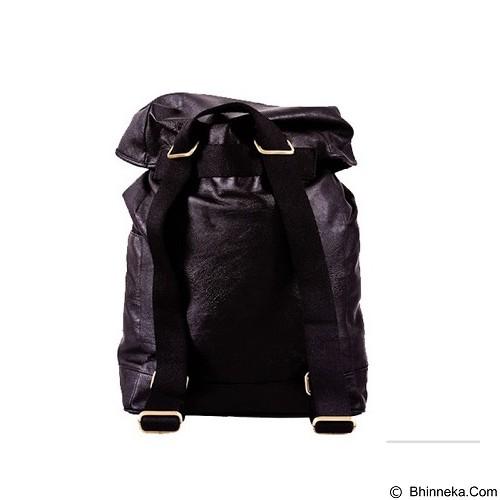 MAYONETTE Alfons Backpack [B000547/BLA/00] - Black (Merchant) - Backpack Wanita