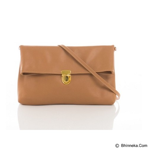 MAYONETTE Beleza Shoulder Bag [B000601/BRO/03] - Brown (Merchant) - Shoulder Bag Wanita