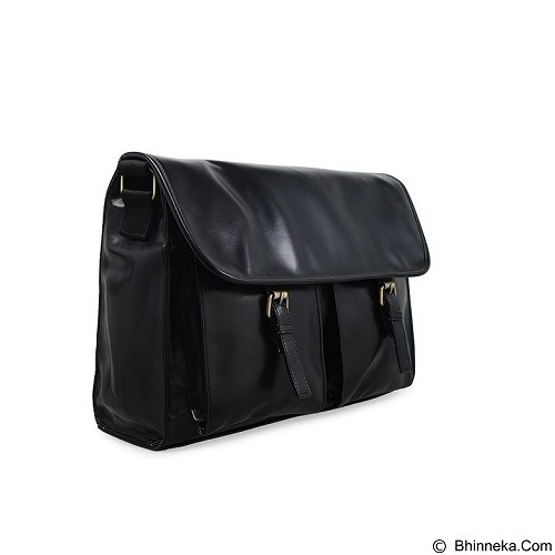 MAYONETTE Jordan Messenger [M000013/BLA/00] - Black (Merchant) - Sling-Bag Pria
