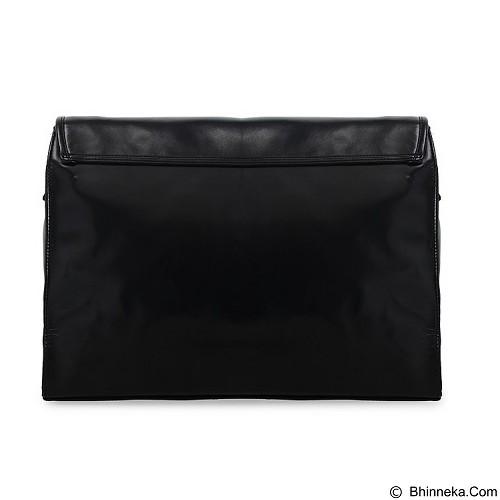 MAYONETTE Jordan Messenger [M000013/BLA/00] - Black (Merchant) - Sling-Bag Pria